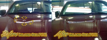 Paintless Dent Repair-1